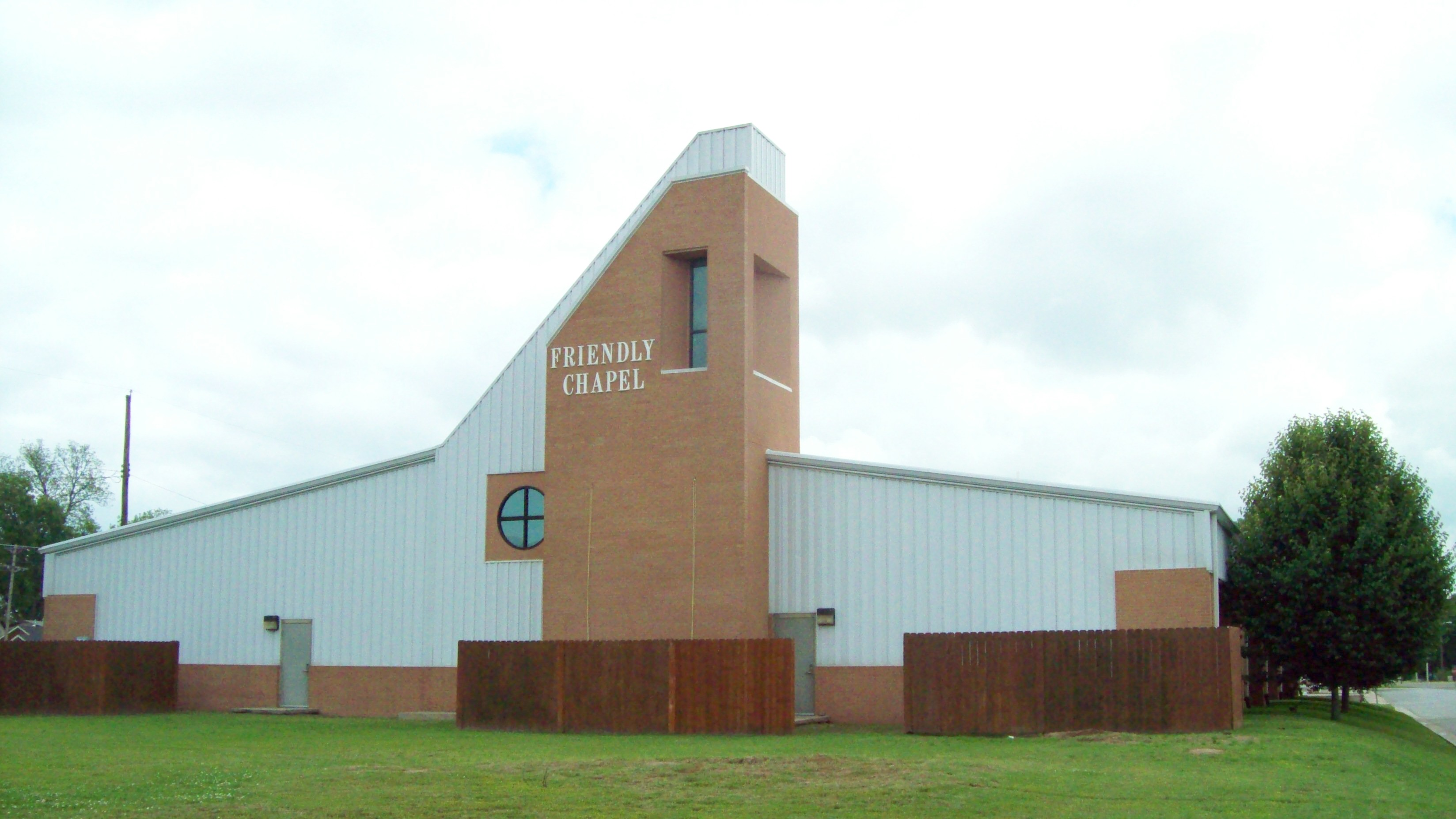 Friendly Chapel Church of the Nazarene in North Little Rock, Arkansas